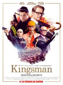 Kingsman: services secrets