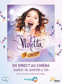 Violetta le concert