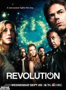 Revolution, saison 2