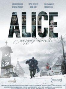 Alice au pays s'emerveille