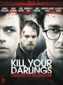 Kill your darlings - obsession meurtriere