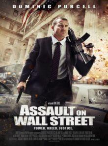 Assaut sur wall street