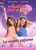 Les jumelles font la fête - la soiree pyjama