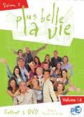 Plus belle la vie - vol. 14 (dvd 2/5 - ep. 397 a 402 - saison 2)