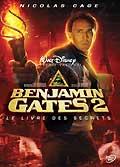 Benjamin gates 2 - le livre des secrets