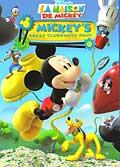 La maison de mickey - la chasse aux oeufs de pâques