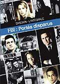 Fbi: portes disparus (saison 4 - dvd 3/3) [dvd double face]
