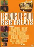 Ed sullivan's rock'n'roll classics : legends of soul / r&b greats