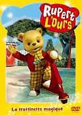 Rupert l'ours et la trottinette magique.