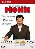 Monk - saison 5 dvd 1/4