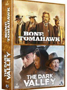 Bone tomahawk + the dark valley - pack
