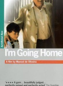 I'm going home - dvd