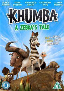 Khumba: a zebra's tale