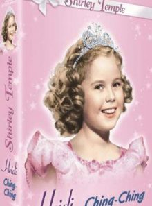 Shirley temple : heidi + ching-ching - pack