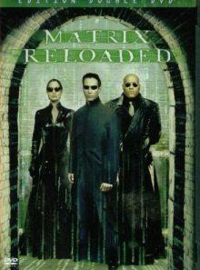 Matrix reloaded - edition double, belge