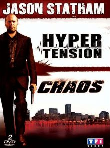 Jason statham passe à l'action - coffret - hyper tension + chaos
