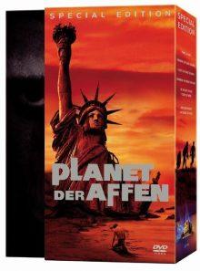 Planet der affen (la planète des singes) - special edition box set - coffret 6 dvd