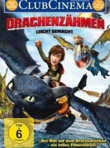 Dvd drachenzähmen leicht gemacht [import allemand] (import)