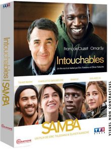 Intouchables + samba - pack