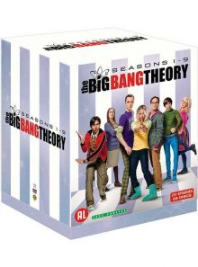 The big bang theory - saisons 1 à 9