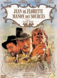 Jean de florette;manon des sources - coffret 2 dvd