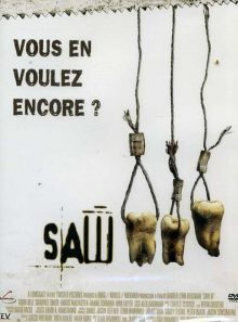Saw iii - édition collector - edition belge