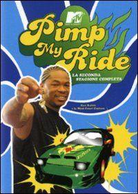 Pimp my ride stagione 02 (3 dvd) import