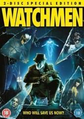 Watchmen: special edition (2 disc set)