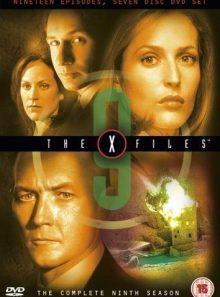 The x-files - the complete ninth season (m-lock) - import zone 2 uk (anglais uniquement)