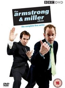 The armstrong and miller show - series 1 [import anglais] (import)