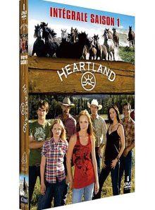 Heartland - intégrale saison 1 - pack