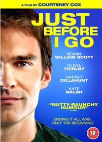 Just before i go [dvd]