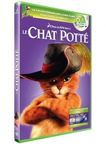 Le chat potté - dvd + digital hd