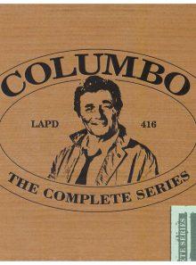 Columbo - intégrale de la série