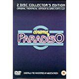 Cinema paradiso (original and directors editions) (cinema paradiso