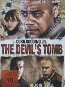 The devil's tomb - welcome to hell (steelbook) [import allemand] (import)