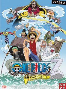 One piece - le film 2 : l'aventure de l'île de l'horloge