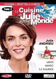 La cuisine de julie autour du monde, tome 2 : liban, maroc, ile maurice