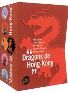 Dragons de hong kong - dvd