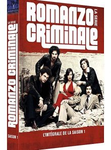 Romanzo criminale - la série : l'intégrale de la saison 1