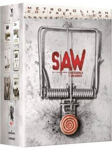 Saw : l'intégrale 7 volumes - pack