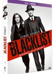 The blacklist - saison 4 - dvd + copie digitale