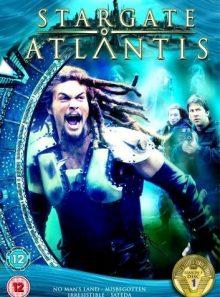 Stargate atlantis - series 3 vol.1