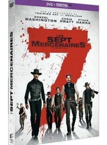 Les 7 mercenaires - dvd + copie digitale