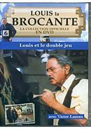 Louis la brocante la collection officielle en dvd volume 6 louis et le double jeu