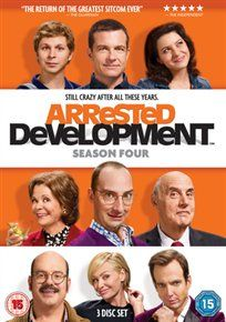 Arrested development - season 4 [dvd]