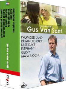 Le cinéma de gus van sant : promised land + paranoid park + last days + elephant + gerry + mala noche - pack