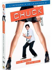 Chuck - l'intégrale de la saison 2
