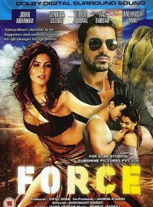 Force - bollywood movie - dvd
