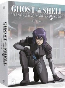 Ghost in the shell - stand alone complex: sac 2nd gig - saison 2